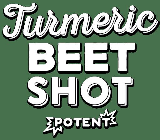 Buy the juice: Turmeric Beet Shot 12-Pack